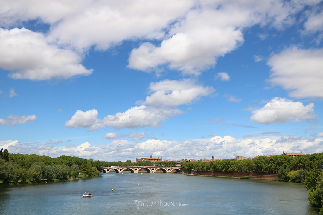 Pont Neuf - Garonne