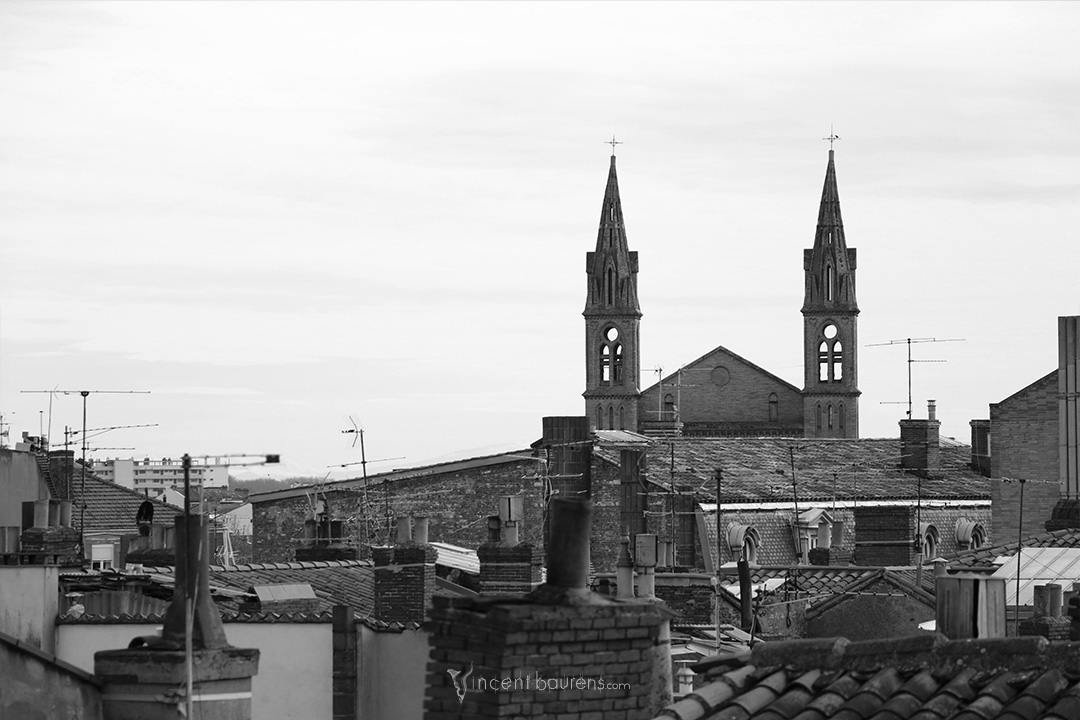 Toits - Carmes - Toulouse