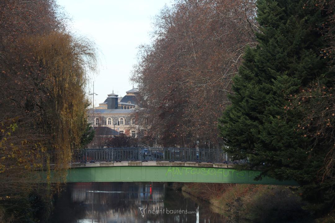 Canal du Midi - Gare Matabiau