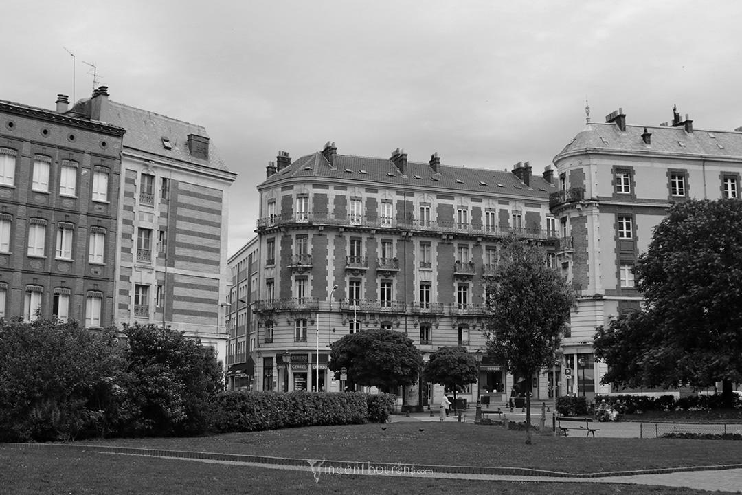 Square cardinal Jules Gerauo Saliege - Place Saint-Etienne - Toulouse